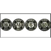 Kamui Black 13mm (H, M, S et SS)